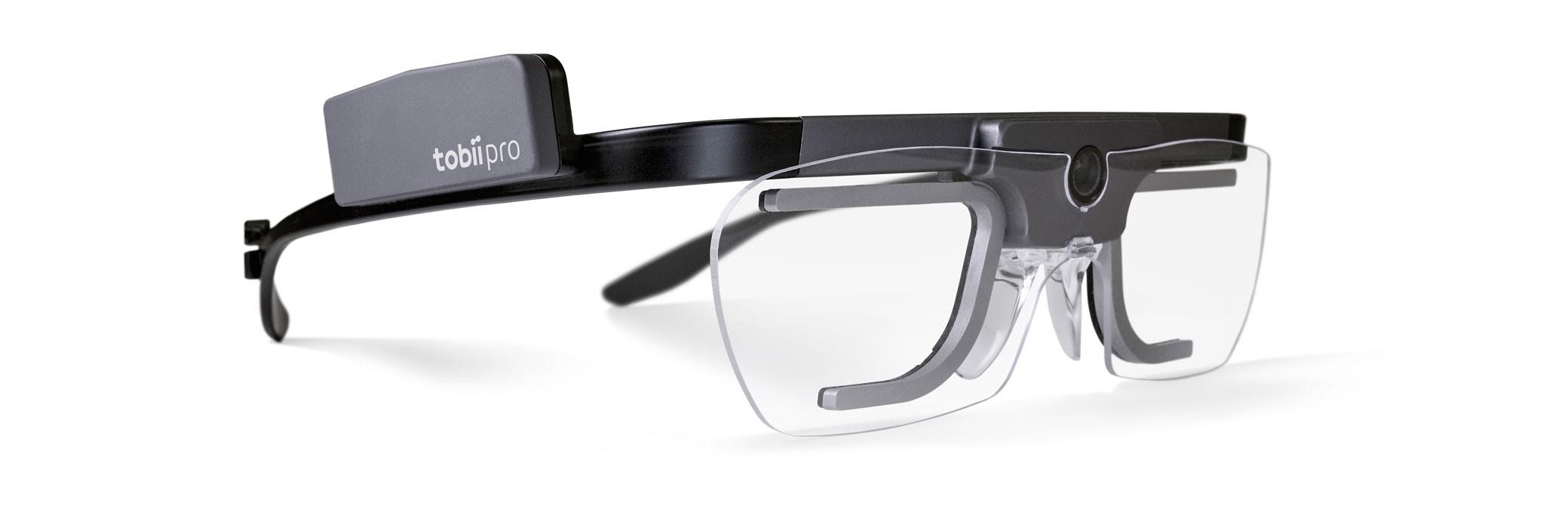Tobii Pro Glasses 2, очки для айтрекинга