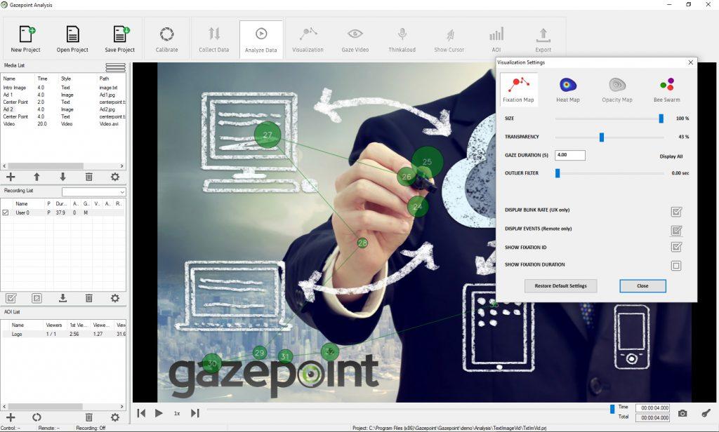 gp interface